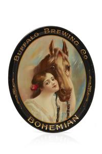 1905 Buffalo Brewing Tray