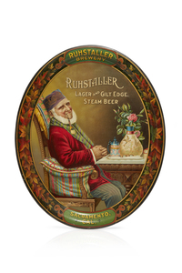Ruhstaller Beer Tray, The Pipe Smoker