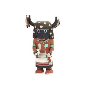 Hopi Buffalo Kachina