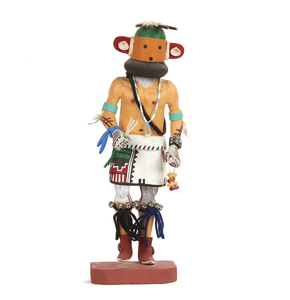 Hopi Globe Mallow Kachina
