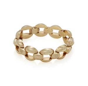 14k Yellow Gold Bracelet, 32.8 gm