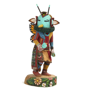 Butterfly Man Kachina