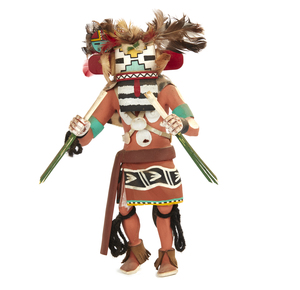 Hopi Witch Kachina