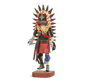 Hopi Chasing Star Kachina