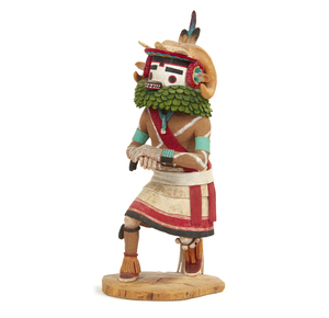 Hopi Mountain Sheep Kachina