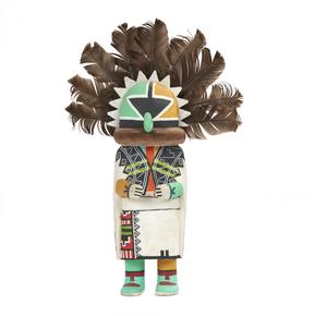 Hopi Germ God Kachina
