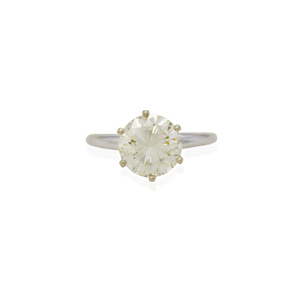 2.75 carat Diamond 14k Ring