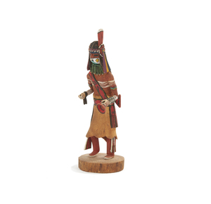 "Hopi Comanche Kachina ""Tutumsi"", Michael Kahe"
