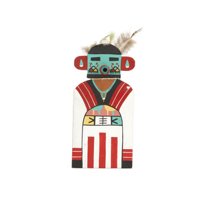 Hopi Morning Singer Kachina