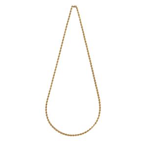 14k Gold Necklace, 62.9 gm