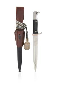 German Dress Bayonet