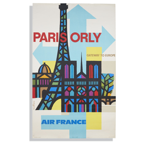 Nathan Air France Paris Orly