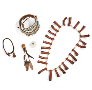 Rendille, Kenya Ritual Objects, Maasai Protection Amulet, Kenya Bandolier, Himba, Namibia, Shell, Women's Belt