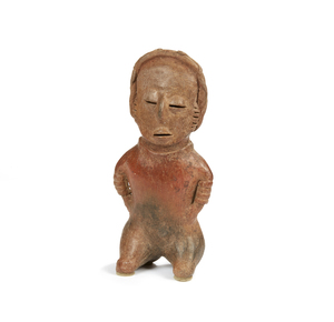 Colima, West Mexico Figure, circa 200 BCE – 250 CE
