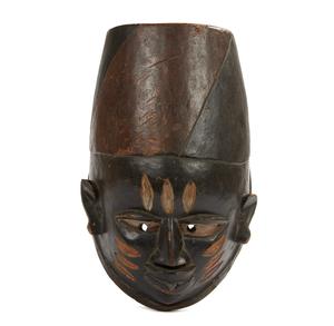 Yoruba, Nigeria, Gelede Mask