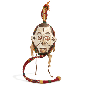 Southeastern Nigeria Mask