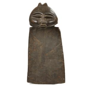 Large African Body Mask, Luba