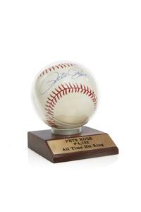 Pete Rose Signed Baseball