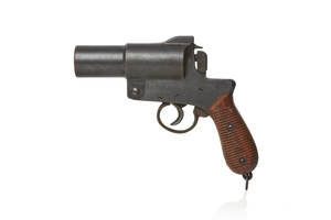 Japanese WWII Flare Pistol