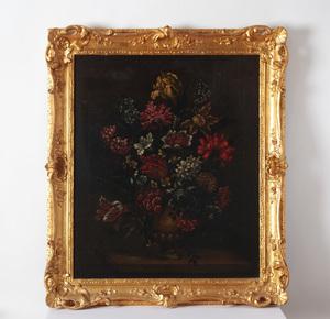 Antique Floral Still Life