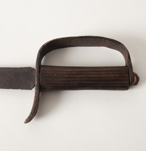 Confederate Style D-Guard Bowie Knife