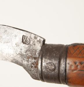 Old Spanish Folding Knife or Short Navaja