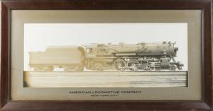 American Locomotive Company Photograph