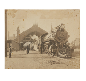 Sacramento Southern Pacific Railroad