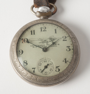 Lindbergh Pocket Watch and Fob