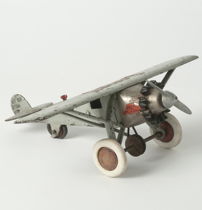 Spirit of St. Louis Toy Plane by Hubley