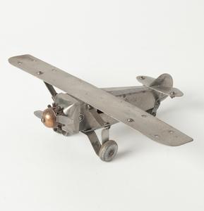 Metal Craft Spirit of St. Louis Toy Airplane