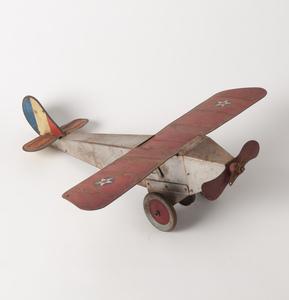 Spirit of St. Louis Empire Express Toy Plane