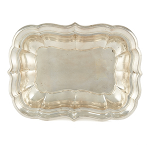 Reed and Barton Sterling Silver Tray, 16.81 ozt