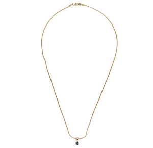 14k Alexandrite Necklace
