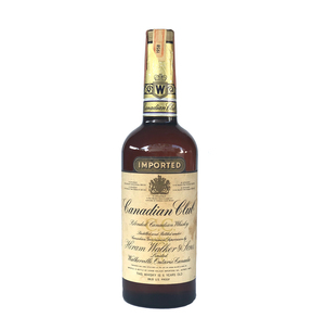 Canadian Club Whiskey