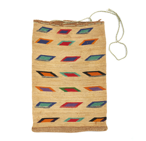 Plateau Indians Corn Husk Bag