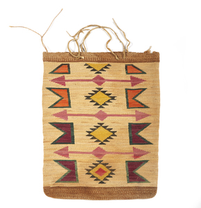 Plateau Indians Corn Husk Bag