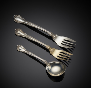 Assorted Gorham Sterling Flatware, Chantilly Pattern, 18.68 ozt.