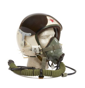 Soviet Russian Flight Helmet