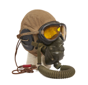 U.S. Army Air Force Cloth Flight Helmet