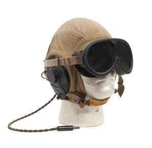 U.S. Cloth Summer-weight Flight Helmet