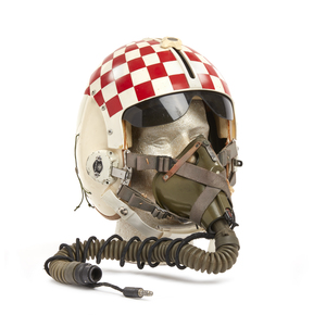 Named U.S. Navy Flight Helmet