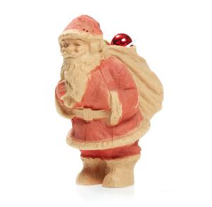 Paper Mache Santa Claus