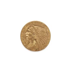 1927 $2.50 U.S. Gold Coin