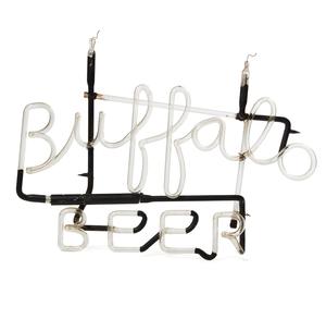 Buffalo Brewing Neon Sign