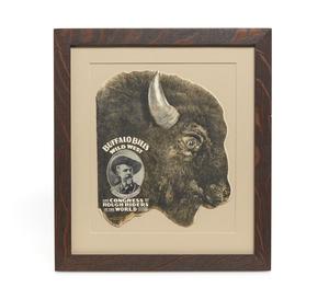 Buffalo Bill's Wild West Program