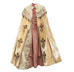 Emile Pingat Opera Cloak