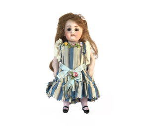 All-Bisque Kestner Doll