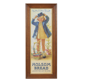 Holsum  Bread Print Advertisement