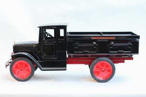 Buddy L Sand & Gravel Truck